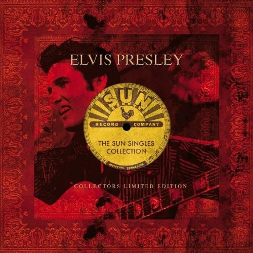 7-inch-Sun-Singles-Collection-Limited-Edition-Red-Vinyl-Elvis-Presley-Audio-CD