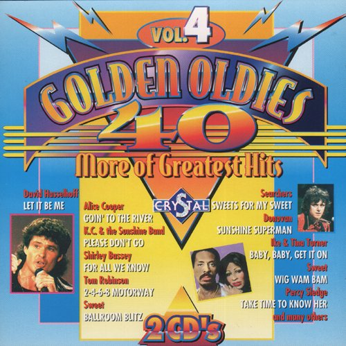 Roy Orbison - Oldies Gold (Compilation Cd, 40 Tracks) - Zortam Music