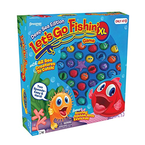 Lets Go Fishin XL: Deep Sea Edition Exclusive