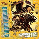 img - for D&D Gamma World Expansion: Legion of Gold: A D&D Genre Supplement (4th Edition D&D) book / textbook / text book