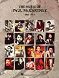 The Music of Paul McCartney - 1963-1973 (0634073303) by McCartney, Paul