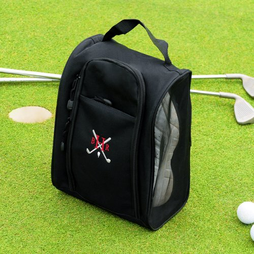 CS1199 Custom Golf Shoe Bag Wedding Favors & Accessories