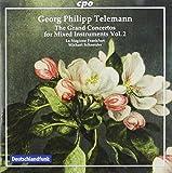 Telemann:Grand Concertos 2 [La Stagione Frankfurt, Michael Schneider] [CPO: 777890-2]