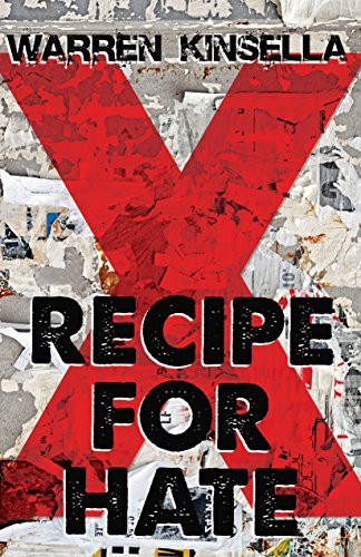 Book Cover: Recipe for Hate