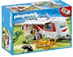 Playmobil Summer Fun 5434 Family Caravan