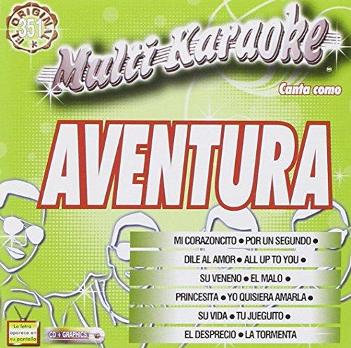Aventura - Karaoke: Aventura - Exitos - Zortam Music