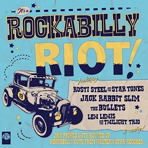 It's a Rockabilly Riot 1