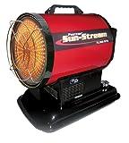 70,000 BTU Kerosene Radiant Sun Stream Heater