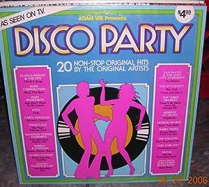 Adam VIII Ltd. Presents Disco Party