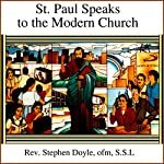 St Paul Speaks to the Modern Church | Stephen Doyle