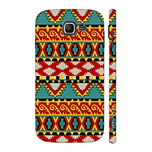 Enthopia Designer Hardshell Case Aztec Twelve Back Cover for Samsung Galaxy J1 Mini