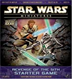 61VHEPB8X0L. SL160  Revenge of the Sith Starter Pk Star Wars Miniatures