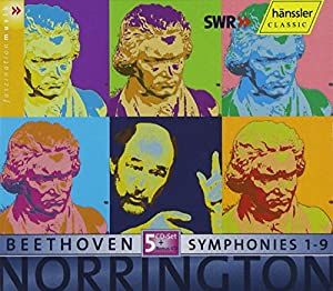 Symphonies No. 1-9