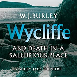 Wycliffe and Death in a Salubrious Place | [W. J. Burley]