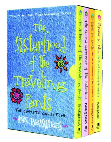 The Sisterhood Of The Traveling Pants: The Complete Collection front-706236