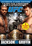 Ufc 86: Rampage Jackson Vs Forrest Griffin [DVD] [2008] [Region 1] [US Import] [NTSC]