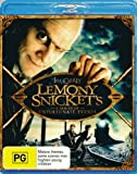 Lemony Snicket's A Series of Unfortunate Events Blu-Ray