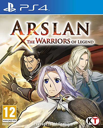 Arslan The Warriors of Legend  (PS4)