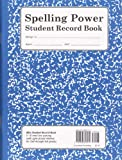 Spelling Power Student Record Book (Blue)