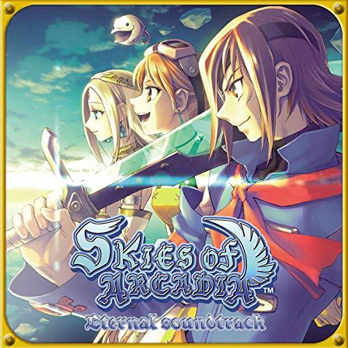 Vinilo : MINOBE,YUTAKA / MAEDA,TATSUYUKI - Skies Of Arcadia - Eternal Soundtrack (3 Discos)
