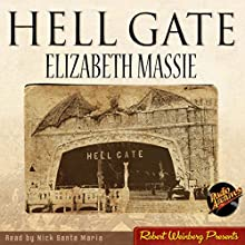 Hell Gate (       UNABRIDGED) by Elizabeth Massie Narrated by Nick Santa Maria