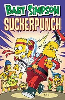 Book Cover: Bart Simpson Suckerpunch