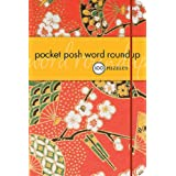 Posh Word Roundup: 100 Pocket Puzzlesby The Puzzle Society