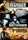 War Film Collection - Brotherhood/9th Company/Intimate Enemies [DVD]