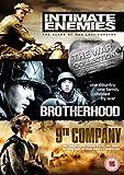 War Film Collection - Brotherhood/9th Company/Intimate Enemies [DVD]
