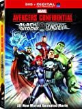 Avengers Confidential: Black Widow & Punisher [DVD] [Region 1] [US Import] [NTSC]