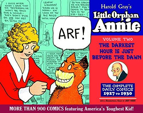 Complete Little Orphan Annie Volume 2: v. 2