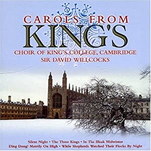 Carols from Kings by EMI Gold