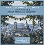 Mendelssohn Edition Volume 1 - Orchestral Music