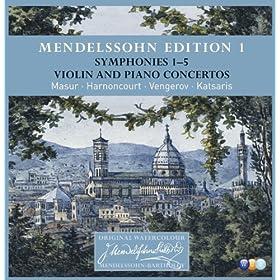 """Symphony No.2 in B flat major Op.52, 'Hymn of Praise' : II """"Lobe den Herrn, meine Seele"""""""