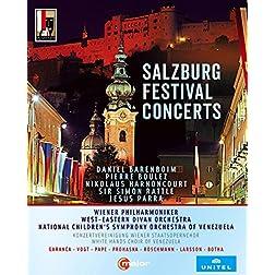 Salzburg Festival Concerts [Blu-ray]