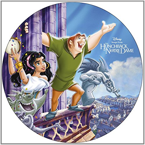 Songs from The Hunchback of Notre Dame