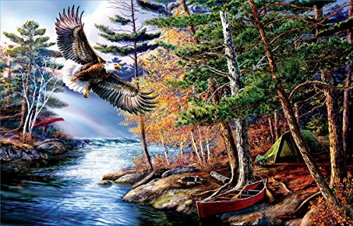 Freedom Waters 1000 Piece Jigsaw Puzzle by Sunsout Inc.