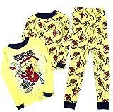 Boy's Size 10 SpongeBob Pajamas 3-Piece Set, Live in Concert