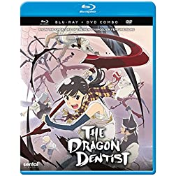 The Dragon Dentist: Complete Collection [Blu-ray]