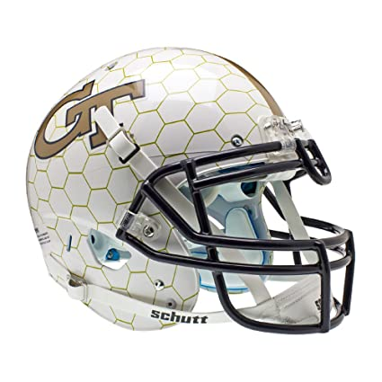 GEORGIA TECH YELLOWJACKETS NCAA AUTHENTIC AIR XP FULL SIZE