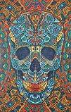 Sunshine Joyreg 3D Skull Tapestry  60X90  Beach Sheet  Hanging