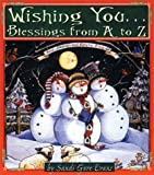 Wishing You Blessings from A To Z: Blessings from A to Z [Hardcover]