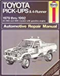 Toyota Pick-Ups & 4-Runner Automotive...
