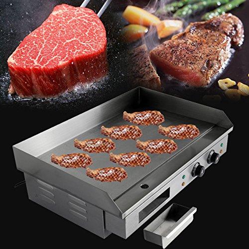 Iglobalbuy-Kommerzielle-Edelstahl-elektrische-Bratpfanne-Aufsatz-Flach-Grill-Grill-Hotplate-4400W