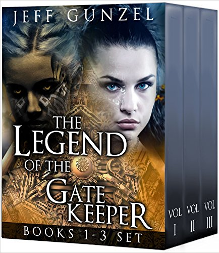 Legend of the Gate Keeper Omnibus: Books 1-3: Land of Shadows, Siege of Night, Lost Empire (The Legend of the Gate Keeper Boxset) (Jade Empire 2 compare prices)