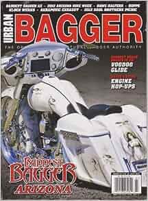 Urban Bagger Magazine (July 2012): Amazon.com: Books