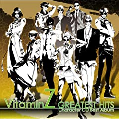 VitaminZ �L�����N�^�[CD �x�X�g�A���o�� ~GREATEST HITS~