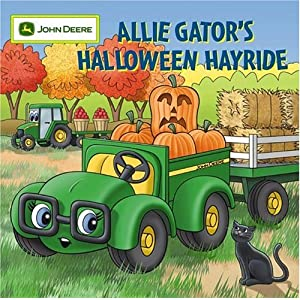 Allie Gators Halloween Hayride John Deere Running Press Kids Paperback