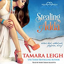 Stealing Adda (       UNABRIDGED) by Tamara Leigh Narrated by Mary Sarah Agliotta