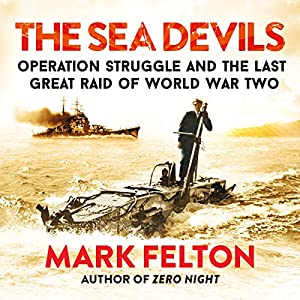 The Sea Devils Audiobook
